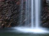 滝のアップ2