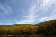 琵琶池の紅葉2