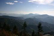 横手山からの眺め1