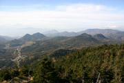 横手山からの眺め2
