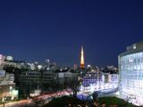 テレビ朝日と東京タワー