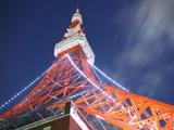 不思議な東京タワー