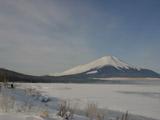 凍結の山中湖1