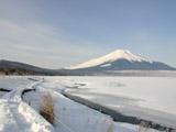 凍結の山中湖2