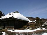 榛の木林資料館の古民家